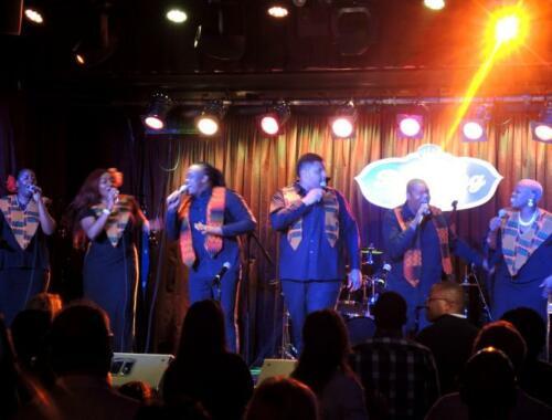 King Blues Club, NYC, 2017